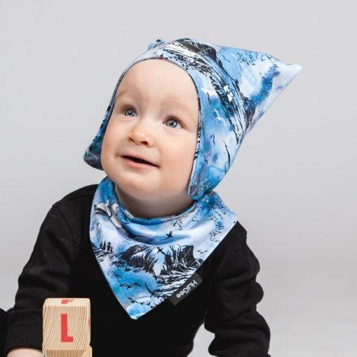 Muumi Lasten vauvan pipo Meriseikkailu 29bdf3fb06